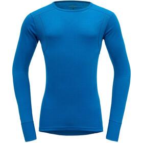 Devold Hiking Fietsshirt Lange Mouwen Heren, blauw